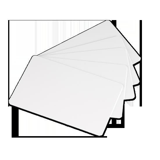 Tarjetas blancas tarjetas de pl stico para imprimir enzocard r d - Fundas de plastico para tarjetas ...