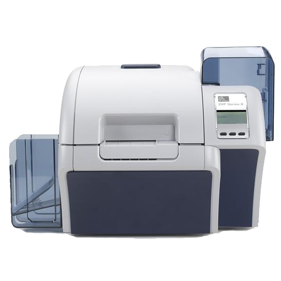 Zebra ZXP8 card printer